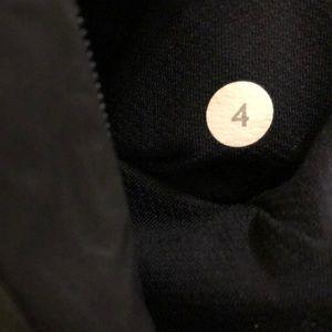 lululemon athletica Jackets & Coats - Lululemon black windbreaker jacket, sz 4, 70666